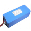 High Capacity 12v 60AH 18650 rechargeable li Ion Battery for Emergency light
