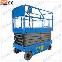 6m hydraulic self-propelled automatic lift truck