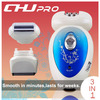 3 In 1 Painless Hair Removal Epilator Hair Shaving Machine Manufactures With CE Approved