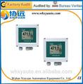 Medidor de ph de los fabricantes en china en caliente de la venta de yokogawa flxa21 modular 2- alambre tipo ph/analizador de orp