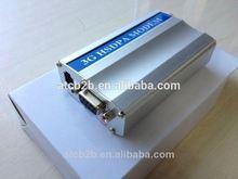 3g usb gsm modem external antenna industrial grade RS232 /USB 3G HSUPA HSDPA modem