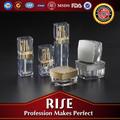 mejor venta de tuv venta al por mayor de acrílico cosméticos decorativos contenedor de polvo suelto