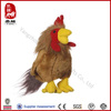 High Quality plush dog toy wholesale soft talking plush toy chicken for dog