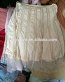 Atacado de roupas usadas e o verão em segunda mão roupa usada, 2014 nova moda roupas usadas shorts de seda