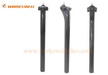 super light Mountain bike toray carbon seatpost,27.2mm,30.8mm,31.6mm MTB bike carbon fiber seatpost .