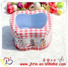 alibaba china dongguan tin box for candy bar display boxes/window box