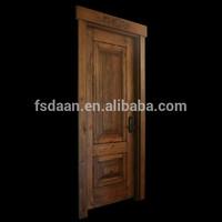 New design recessed panel door 2 panel interior doors