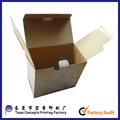 caixa ondulada da caixa especificação