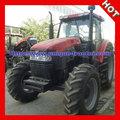 venda quente 92kw agricultura trator 125hp 4wd grande tractor agrícola