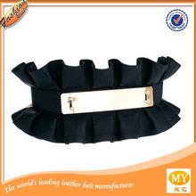 2014 China Wholesale leather santa belt