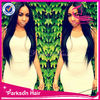 Hot selling 100 virgin brazilian straight hair 16inch full lace wig