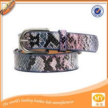 Latest Design men classic leather belt
