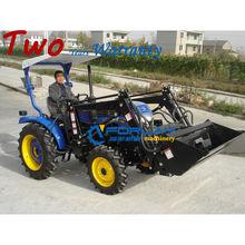 Jinma-254 25HP мини трактор с 4 в 1 фронтальный погрузчик kubota цены тракторов