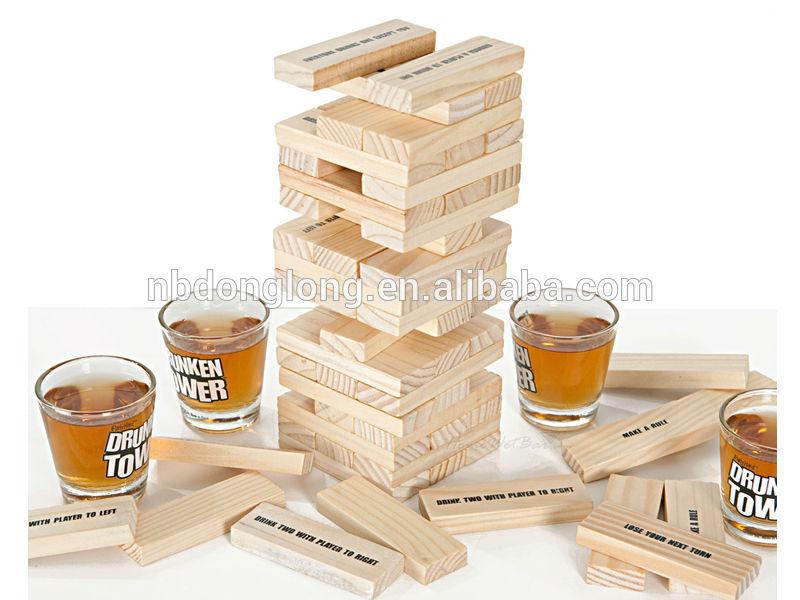 Drink Dare Blocks Tipping