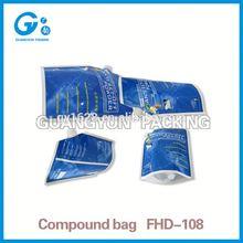 hot sale orange mesh plastic bag