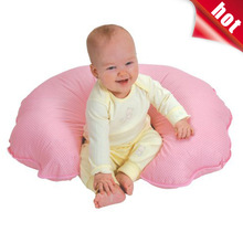 100% cotton bed and pillow foam cotton animal kids pillow neck pillow filled with