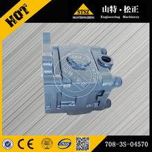 PC50MR-2 pump 708-3S-04570,hydraulic pump
