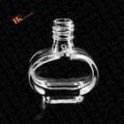 5ml Egg Shape Nail Polish Bottle Round shape Empty glass bottle