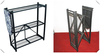 Supply magic stainless steel kitchen storage shelf/rack