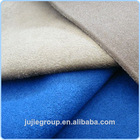 high quality stretch suede leather fabric