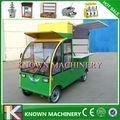 Durable y económico carros de frutas para la venta/frutas expendedoras carrito