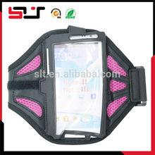 Cheap ultra light waterproof sports mp3 armband camera case