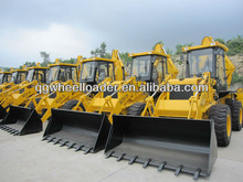 small garden tractor loader backhoe/small backhoes for sale /case backhoe