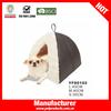 Canopy hammock dog house bed