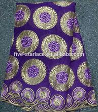 fashion colour swiss voile lace