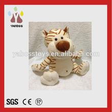 Factory Direct Cute Plush Tiger Plush Crab Toy Custom plush toy animal