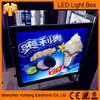Hanging Adverting Crystal LED Light Box,LED Super Slim Crystal Light Box,Beautiful