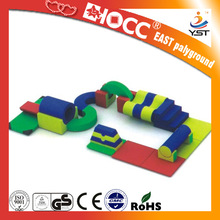 Indoor Eco-friendly toddler foam climbing toy, Sponge toy Children Soft Play Area for party