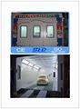 Verniciatura a polvere con vernice camera auto/auto cabina di verniciatura prezzo con marchio ce