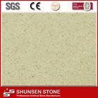 Crystal Crema Marfil Quartz Stone Artificial Stone Big Slabs QZ870