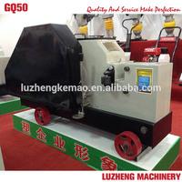 Construction machine GQ50 reinforcement steel bar cutter tools