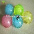 colorido redonda grande bolha de acrílico bola