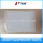 UHF RFID Windshield Labels, RFID Sticker for Car Access Control