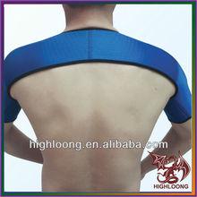Hot sale neoprene double shoulder Support sports shoulder protector