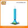 Taipei 101 diamond plastic building blocks educational toys for kids (Item No.9365)