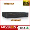 LS Vision hd sdi dvr 8 channel 8 Channel HD SDI DVR