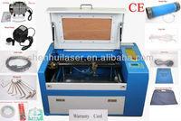 shenhui laser glass engraving machine