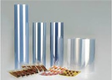 Soft Super Clear PVC Film for Packaging in Rolls