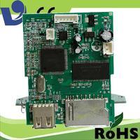 portable usb sd audio mp5 player circuit board