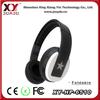 OEM logo printing promotional colorful cheap stylish headphones