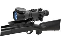 night vision optical riflescope