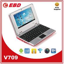 China cheap low price mini laptop computer 7 inch