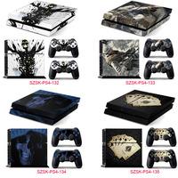 Vinyl Skin Sticker For PS4 On Promotion