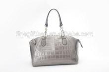 2014 Latest Design Bags Mature Women Handbags Designer Fashion Genuine Leather Cluth Bag