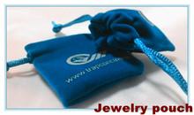 Velvet Drawstring Bags for Promotional Gift Packing
