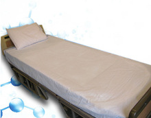 CHina supplier of disposable bed sheet massage